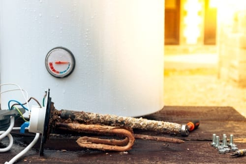 expert water heater repairs in Scottsdale, AZ
