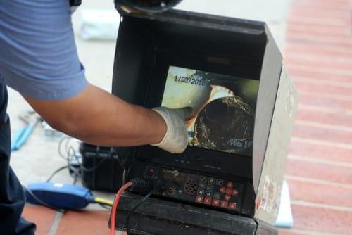 Sewer camera inspection services in AZ