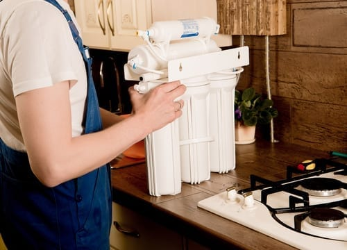 home water filtration plumbing services arizona